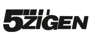 Наклейка 5 Zigen
