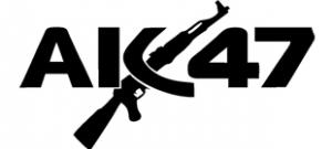 Наклейка АК-47
