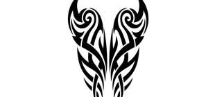 Наклейка кельтские узоры №13