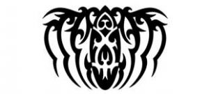 Наклейка кельтские узоры №18