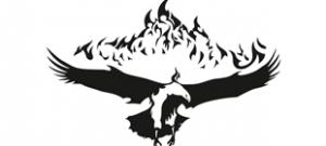 Наклейка Орел №2