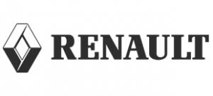 Наклейка Рено