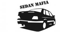 Наклейка Седан мафия