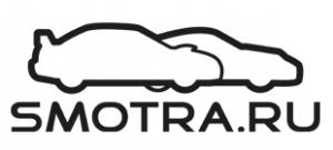 Наклейка Smotra.ru