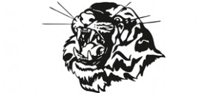 Наклейка Тигр №1