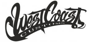 Наклейка West Coast Customs