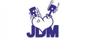 Наклейка JDM
