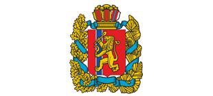 Герб Красноярского края в векторе