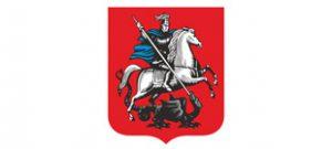 Герб Москвы в векторе