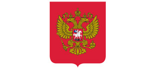 Герб России в векторе цветной