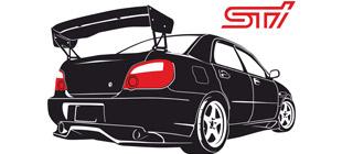 Subaru в векторе