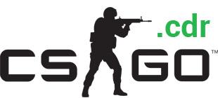 Наклейка CS GO