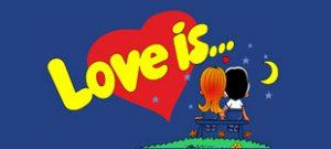 Вектор Love is