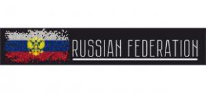 Полоса на лобовое Российская Федерация