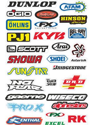 2. stikers in vector