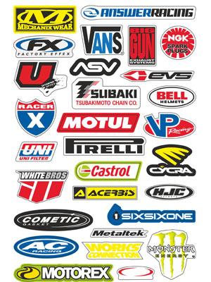 4. stikers in vector