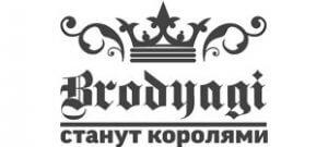 Наклейка Бродяги станут королями в векторе