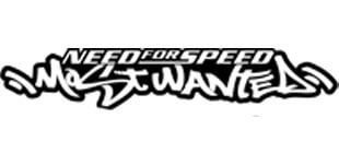 Логотип Need for Speed Most Wanted в векторе